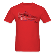 T-Shirts ~ Men's T-Shirt ~ 1 Sole Designs OSD