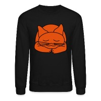 Sleeping Cat - Crewneck Sweatshirt
