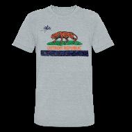 T-Shirts ~ Unisex Tri-Blend T-Shirt ~ Detroit Republic