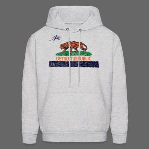 Detroit Republic - Men's Hoodie