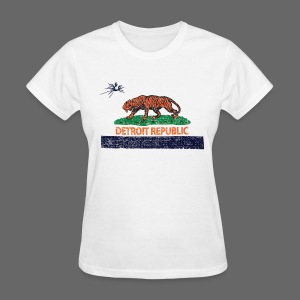 Detroit Republic - Women's T-Shirt