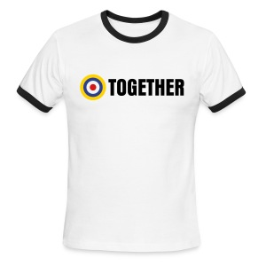 UK: Together Tee - Men's Ringer T-Shirt