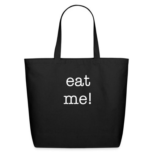 food - Eco-Friendly Cotton Tote