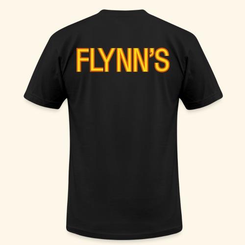 Flynn's (backprint) - Men's Fine Jersey T-Shirt