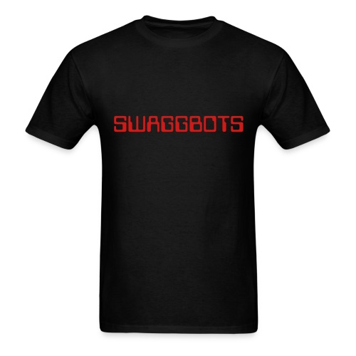 I SUPPORT SWAGGBOTS - Men's T-Shirt
