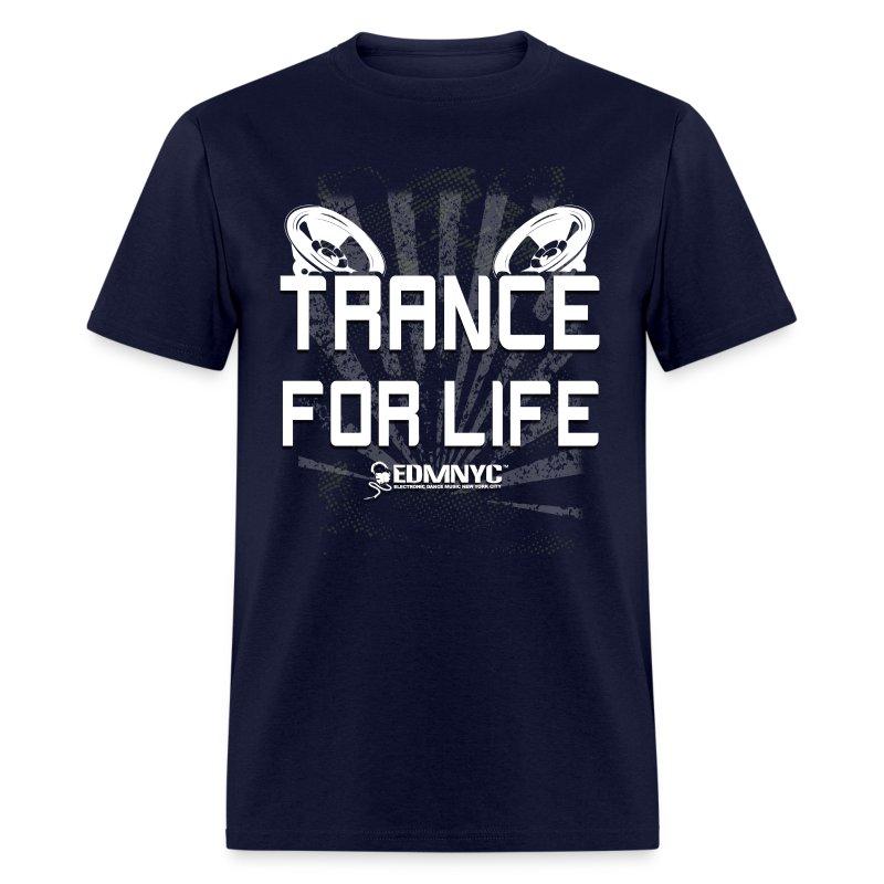 TRANCE 4 LIFE - Men's T-Shirt