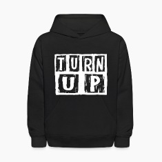 turn_up1 Sweatshirts