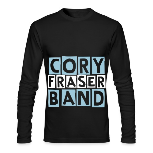 Cory Fraser Band Long-sleeve - Men's Long Sleeve T-Shirt by Next Level