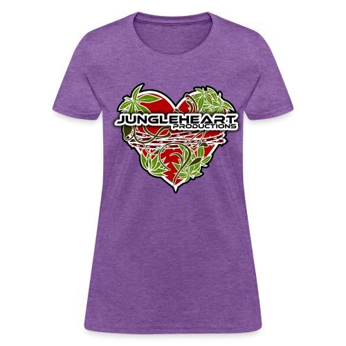 JungleHeart Women's Standard Tee - Women's T-Shirt