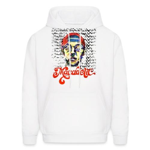 Mac Miller Macadelic Hoodie / Hooded Sweatshirt - Men's Hoodie