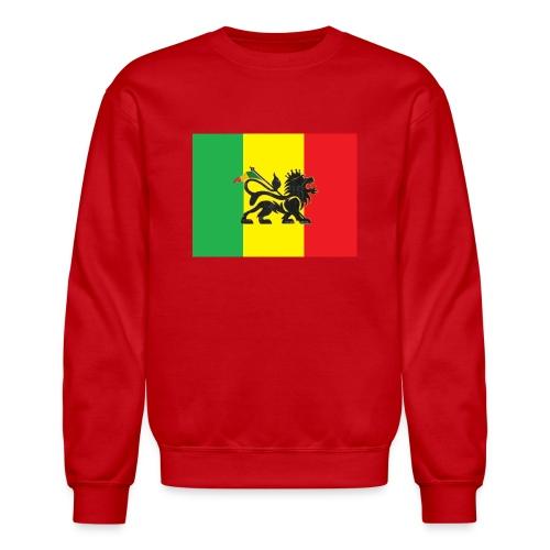 Rasta Mens Sweatshirt - Crewneck Sweatshirt