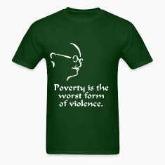 Gandhi – Poverty