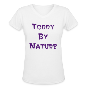 Toddy By Nature - Ladies V-Neck - Women's V-Neck T-Shirt