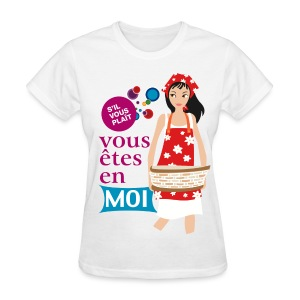 French Funny Shirts - Women's T-Shirt