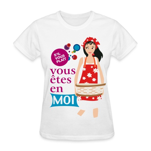 French Funny Shirts - Women's T-Shirt