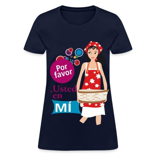 Spanish Funny Shirts - Women's T-Shirt