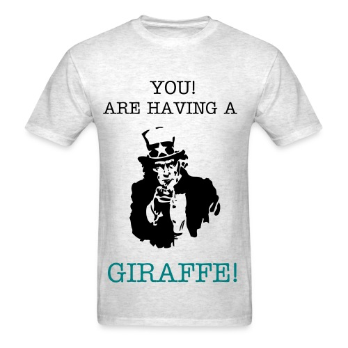 girAFFe! - Men's T-Shirt