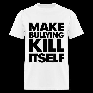 South Park: Make Bullying Kill Itself (Black) - Men's