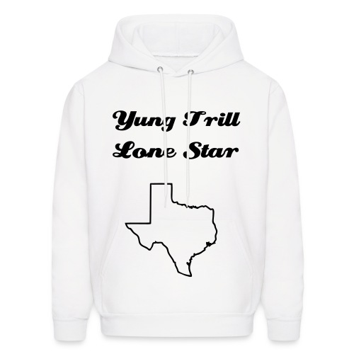 Trill Recognize Trill hoodie - Men's Hoodie