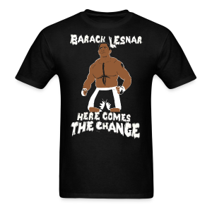 Barack Lesnar - Men's T-Shirt