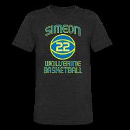 T-Shirts ~ Unisex Tri-Blend T-Shirt ~ SIMEON - JABARI PARKER