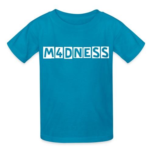 Kids M4dness Shirt - Kids' T-Shirt