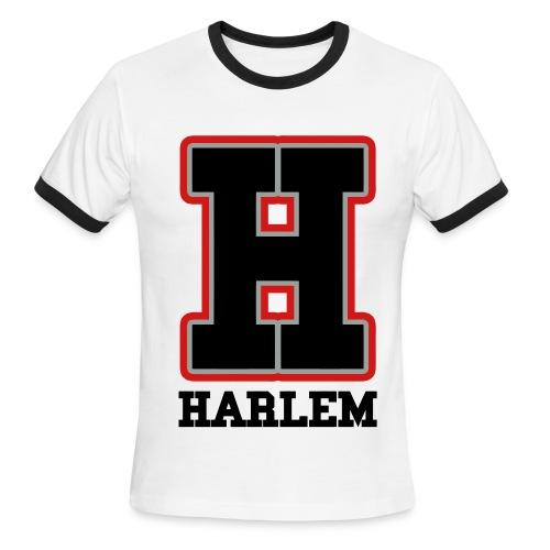 Harlem T - Men's Ringer T-Shirt