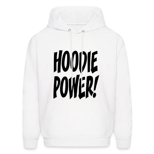 Hoodie Power! - Men's Hoodie