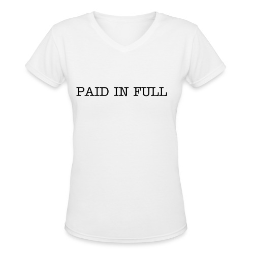 Expressive - Women's V-Neck T-Shirt