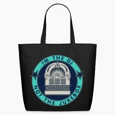 I'm the DJ - not the jukebox (5, DDP) Bags