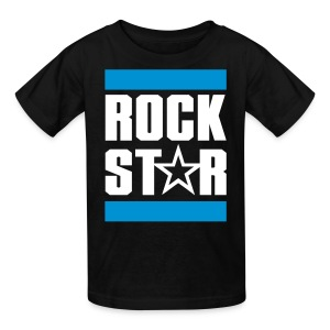 Rock Star Shirt - Kids' T-Shirt