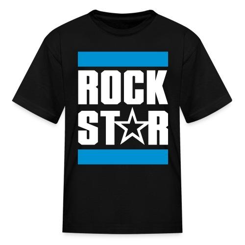 Rock Star Shirt - Kids' T-Shirt