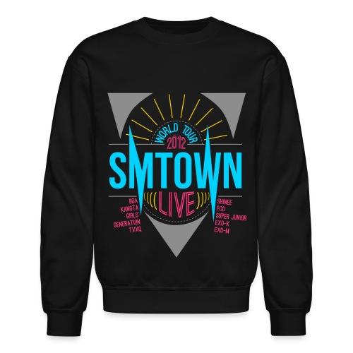 [KOR] SMTOWN LIVE 2012 V.2 - Crewneck Sweatshirt