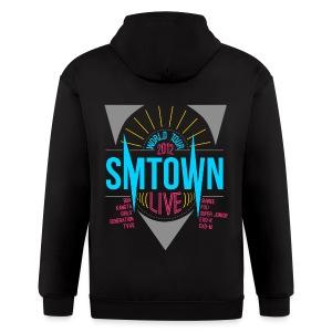 [KOR] SMTOWN LIVE 2012 V.2 - Men's Zip Hoodie