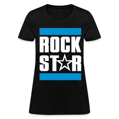 Rock Star Shirt - Women's T-Shirt