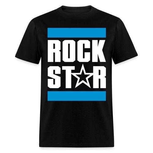 Rock Star Shirt - Men's T-Shirt