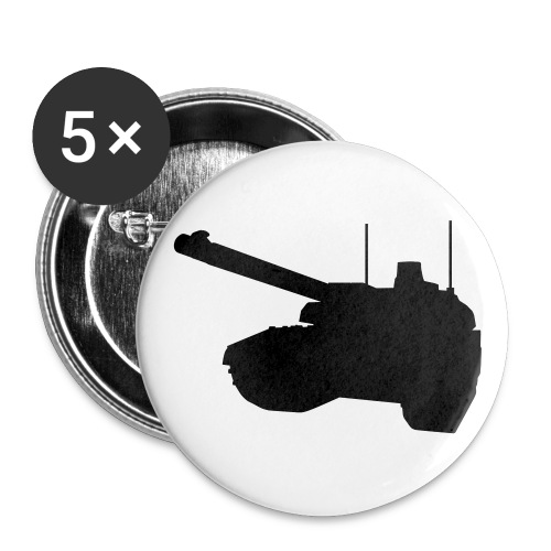 Tank - Large Buttons