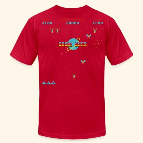 Game-Over-Screen - Men's Fine Jersey T-Shirt
