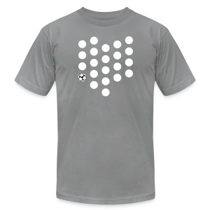 Cincinnati Soccer - Unisex Shirt - Men's Fine Jersey T-Shirt