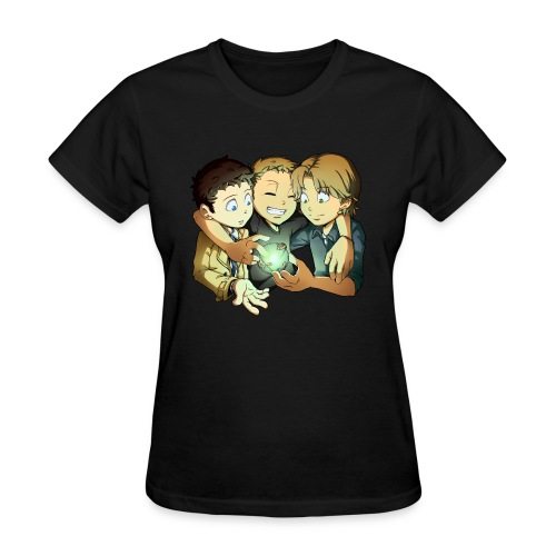 Team Free Will [DESIGN BY HUDA] - Women's T-Shirt