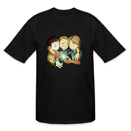 Team Free Will [DESIGN BY HUDA] - Men's Tall T-Shirt