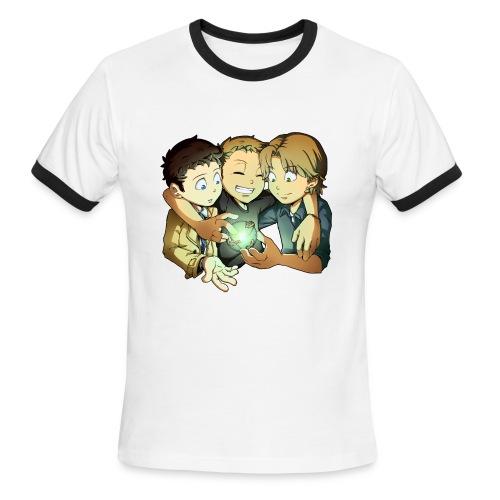 Team Free Will [DESIGN BY HUDA] - Men's Ringer T-Shirt
