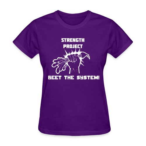 Strength Project Womens - Women's T-Shirt