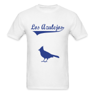 T-Shirts ~ Men's T-Shirt ~ Men's Los Azulejos - Various Colours - With Jay