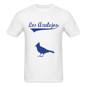 Men's Los Azulejos - Various Colours - With Jay - Men's T-Shirt