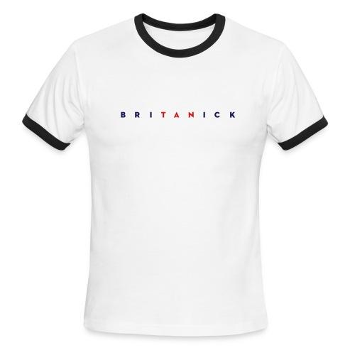 Iceberg (MEN'S) - Men's Ringer T-Shirt