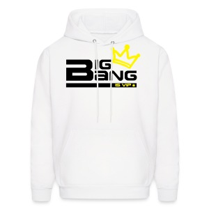 [Big Bang] is VIP (Crown) - Men's Hoodie