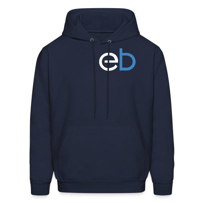 Classic EB Hoodie (Navy) - Men's