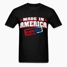 MADE IN AMERICA - Puerto Rican PARTS