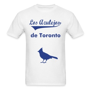 Men's Los Azulejos - Various Colours - Men's T-Shirt